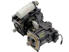 Rebuilt Hydrostatic Pump & Motor