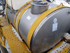 Stainless Steel 1250gal Tank