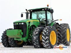 2010 JD 8320R MFWD - SOLD