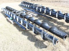 Used AgShield MacDon pea auger for 40' headers. Nice condition, sold complete. Sold with one year warranty.