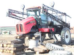 Apache 790 sprayer for salvage. Lots of great guaranteed used parts available! Call for availability & pricing.