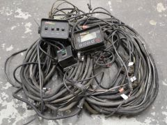 Bourgault 4250 Monitors & Wiring Cables