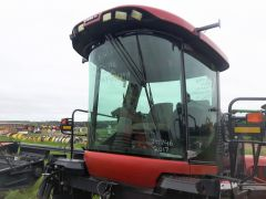 CIH WD1203 Swather Cab
