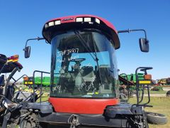 Complete cab off a Case IH WD1203 swather. Overall 8/10 condition.