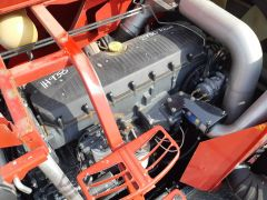 Iveco F3AE0684K 10.3L engine for sale. 6 cyl, 2930 hrs, 420 HP, turbo. Out of a Case IH 8120 combine.