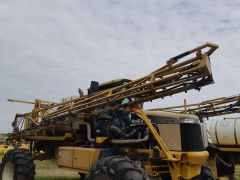 Complete sprayer booms off RoGator 1074 sprayer. Priced per side. Outer (15') and inner (26') sections also available separately.