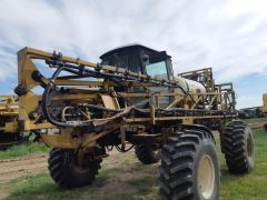 Sprayer booms from an Ag Chem Rogator 554. Wing only, no hyd cylinders, 7/10 condition. Price is per wing.