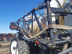 75' sprayer booms off a Willmar 765 sprayer. 6/10 condition, some bends and welds. Price is for wings only.