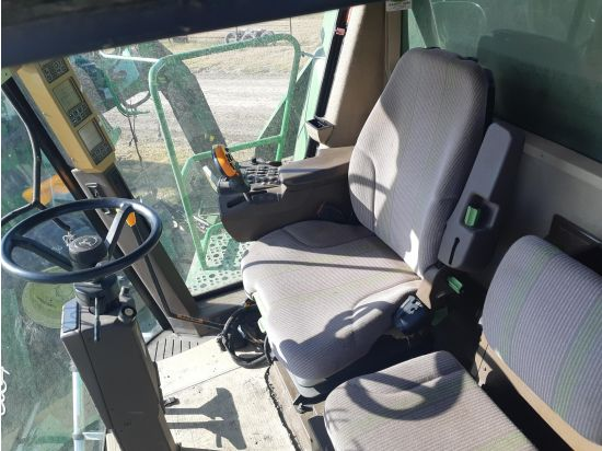 Complete cab off John Deere 9760 STS combine. 60-series, ASN-style. Overall 8.8/10 condition.